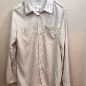 Chicos size 1 blouse